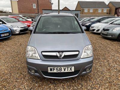 Vauxhall Meriva MPV 1.6 i 16v Design 5dr (a/c)
