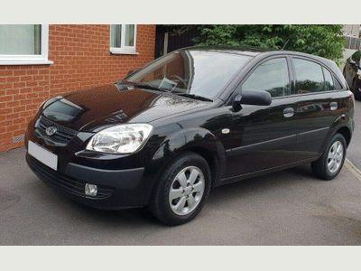 Kia Rio Hatchback 1.4 Black 5dr