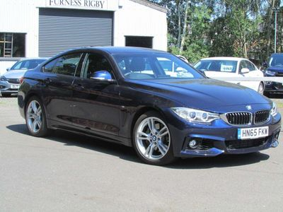 BMW 4 Series Gran Coupe Coupe 3.0 435i M Sport Gran Coupe (s/s) 5dr