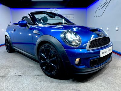 MINI ROADSTER Convertible 2.0 Cooper SD Roadster 2dr
