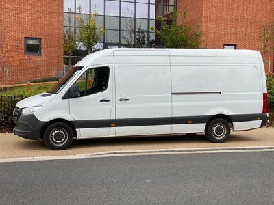 Mercedes-Benz Sprinter Panel Van 2.1 314 CDi RWD L3 H2 EU6 5dr
