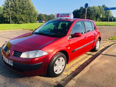 Renault Megane Hatchback 1.5 dCi Rush 5dr