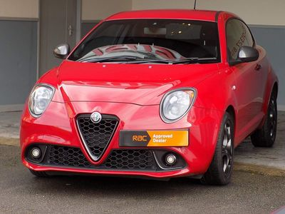 Alfa Romeo MiTo Hatchback 875 TB TwinAir Super (s/s) 3dr