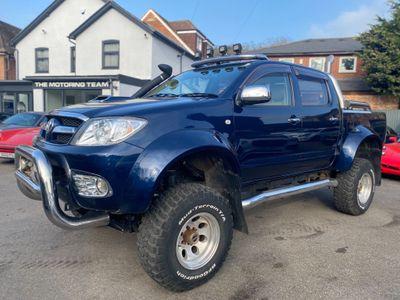 Toyota Hilux Pickup VIGO 3.0 D4D AUTOMATIC D/CAB PICK UP