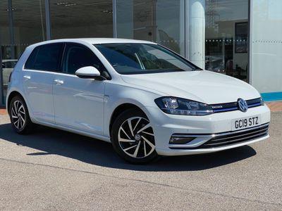 Volkswagen Golf Hatchback 1.5 TSI EVO Match DSG (s/s) 5dr