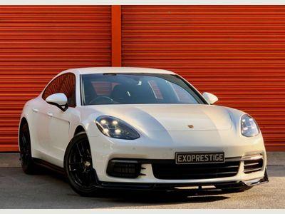 Porsche Panamera Hatchback 2.9 V6 4 PDK 4WD (s/s) 4dr