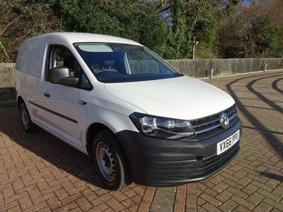 Volkswagen Caddy Panel Van 1.6 TDI C20 CR Startline EU5 5dr