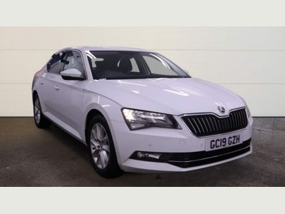 SKODA Superb Hatchback 1.5 TSI ACT SE Technology DSG (s/s) 5dr