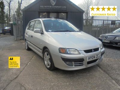 Mitsubishi Space Star Hatchback 1.6 Equippe 5dr