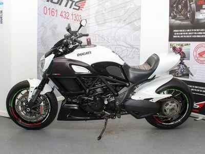 Ducati Diavel Custom Cruiser 1200 ABS Custom