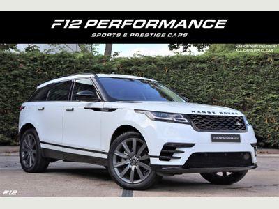 Land Rover Range Rover Velar SUV 2.0 P300 R-Dynamic HSE Auto 4WD (s/s) 5dr