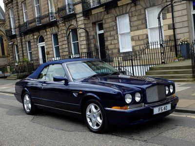 Bentley Azure Convertible 6.8 Mulliner 2dr