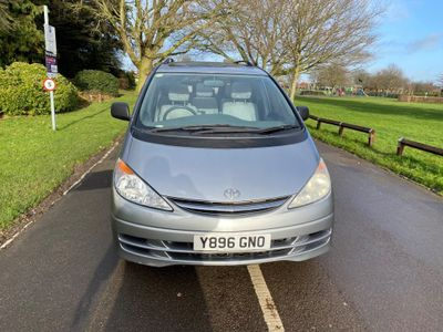 Toyota Previa MPV 2.4 CDX 5dr (7 Seats, leather)