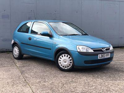 Vauxhall Corsa Hatchback 1.0 i ECO 12v Club Easytronic 3dr