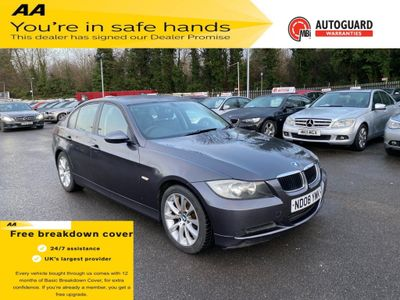 BMW 3 Series Saloon 2.0 318i Edition SE 4dr