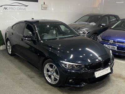 BMW 4 Series Gran Coupe Hatchback 2.0 420i GPF M Sport Gran Coupe (s/s) 5dr