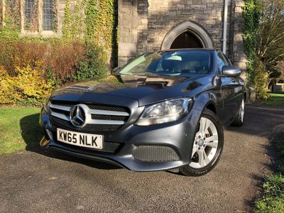 Mercedes-Benz C Class Saloon 2.0 C200 SE (Executive) G-Tronic+ (s/s) 4dr