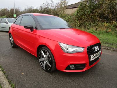 Audi A1 Hatchback 1.6 TDI Amplified Edition 3dr