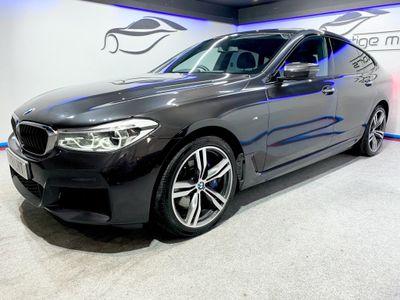 BMW 6 Series Gran Turismo Hatchback 3.0 630d M Sport Gran Turismo Auto (s/s) 5dr