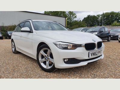 BMW 3 SERIES Estate 2.0 320d SE Touring (s/s) 5dr