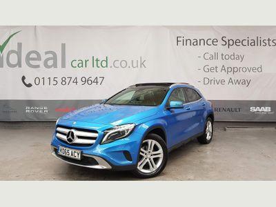 Mercedes-Benz GLA Class SUV 2.1 GLA200d Sport (Premium Plus) 7G-DCT (s/s) 5dr