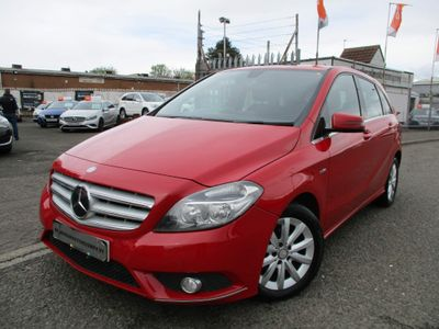 Mercedes-Benz B Class Hatchback 1.8 B180 CDI BlueEFFICIENCY SE (s/s) 5dr