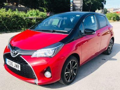 Toyota Yaris Hatchback 1.33 Dual VVT-i Design 5dr