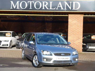 Ford Focus Hatchback 2.0 TDCi Zetec Climate 5dr IV