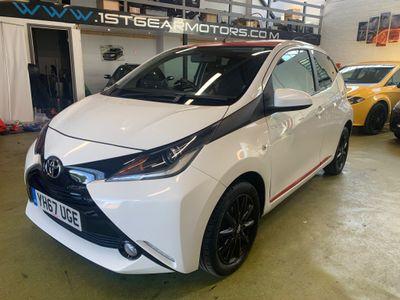 Toyota AYGO Hatchback 1.0 VVT-i x-press 5dr