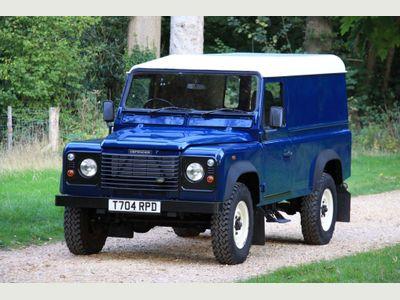 Land Rover Defender 110 SUV 2.5 TD5 Hard Top