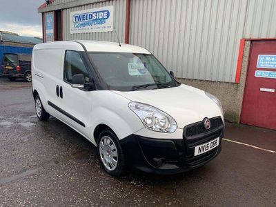 Fiat Doblo Other 1.6 MultiJet 16v L2H1 N1 Maxi Active 4dr