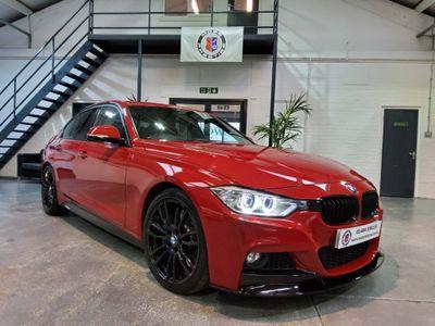 BMW 3 Series Saloon 3.0 335i M Sport 4dr