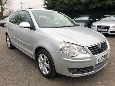 Volkswagen Polo Hatchback 1.4 TDI Match 3dr