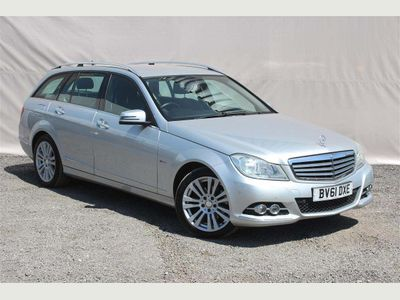 Mercedes-Benz C Class Estate 2.1 C250 CDI BlueEFFICIENCY Edition Edition 125 G-Tronic 5dr