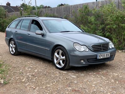 Mercedes-Benz C Class Estate 2.1 C220 CDI Avantgarde SE 5dr