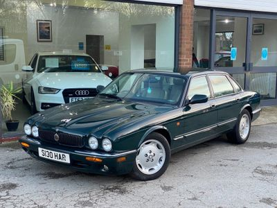 Jaguar XJ Saloon 3.2 Sport 4dr