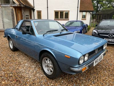 Lancia Beta Coupe 2.0 S2 2dr
