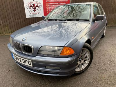 BMW 3 Series Saloon 2.8 328i SE 4dr