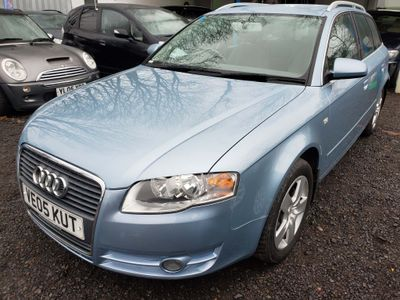 Audi A4 Avant Estate 1.6 SE 5dr
