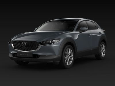Mazda CX-30 SUV 2.0 SKYACTIV-X MHEV GT Sport 4WD (s/s) 5dr