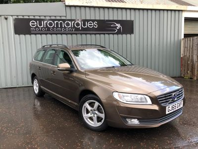 Volvo V70 Estate 2.0 D3 Business Edition Geartronic 5dr