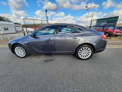 Vauxhall Insignia Hatchback 1.8 16V Elite 5dr