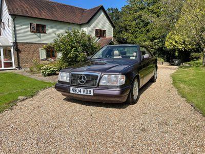 Mercedes-Benz E Class Coupe 2.2 E220 2dr