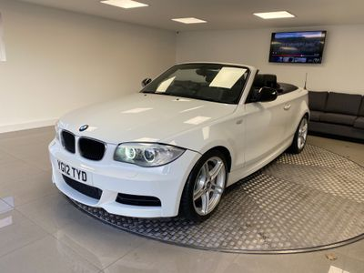 BMW 1 Series Convertible 3.0 135i Sport Plus Edition DCT 2dr