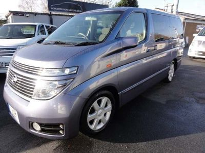 Nissan Elgrand MPV HIGHWAY STAR BIMTA CERTIFIED 38000 MILES