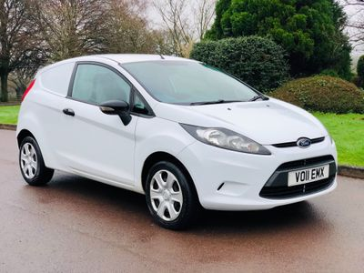 Ford Fiesta Other 1.4 TDCI Base Panel Van 3dr