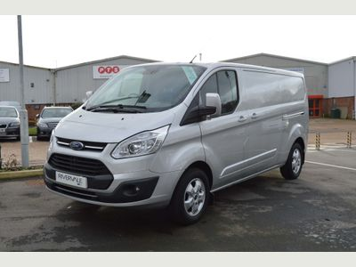 Ford Transit Custom Panel Van 2.0 TDCi 290 Limited L2 H2 5dr