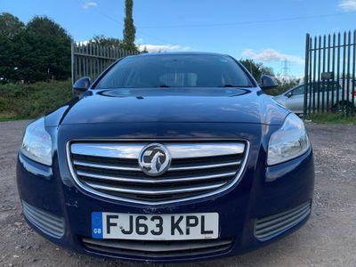 Vauxhall Insignia Hatchback 2.0 CDTi ecoFLEX 16v ES (s/s) 5dr