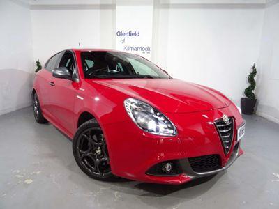 Alfa Romeo Giulietta Hatchback 1.4 TB MultiAir Sprint Speciale ALFA TCT (s/s) 5dr
