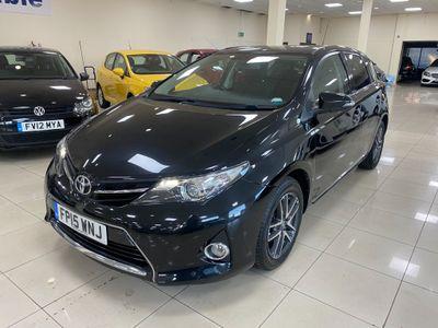 Toyota Auris Hatchback 1.6 V-Matic Icon+ 5dr